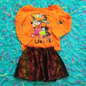 🎃Get it NOW! Girls Halloween Outfit